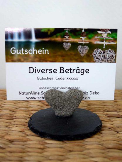 Schwemmholz Treibholz Deko Gutscheinhalter 285 Bild 2