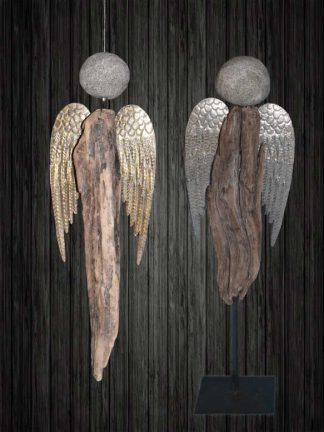 Schwemmholz Engel